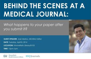Behind the Scenes at a Medical Journal