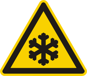 Low Temperature Ice Icy Cold Freeze Warning