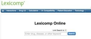 Lexicomp