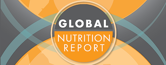 The Global Nutrition Report