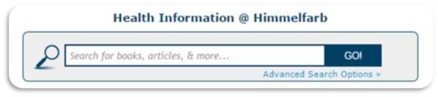 Health Information @ Himmelfarb