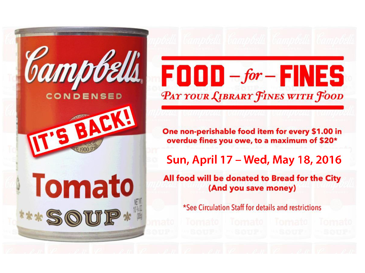 food for fines spring 2016