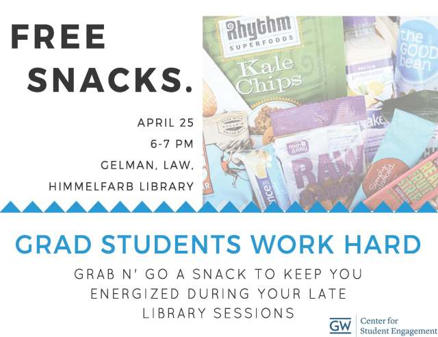 Free Snacks Promo - Grad Students (1)