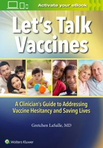 let's talk vaccines book cover